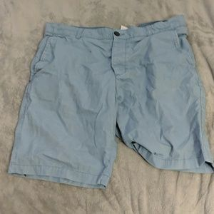 Light Blue H&M Chino Shorts
